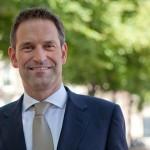 Bezoek aan Tweede Kamerlid Michel Rog (CDA)